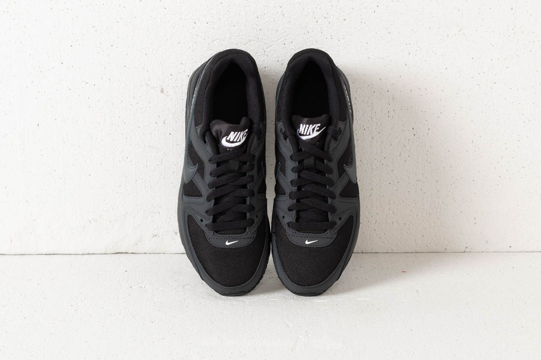 Nike Air Max Command Flex (GS) Black Anthracite White   Footshop