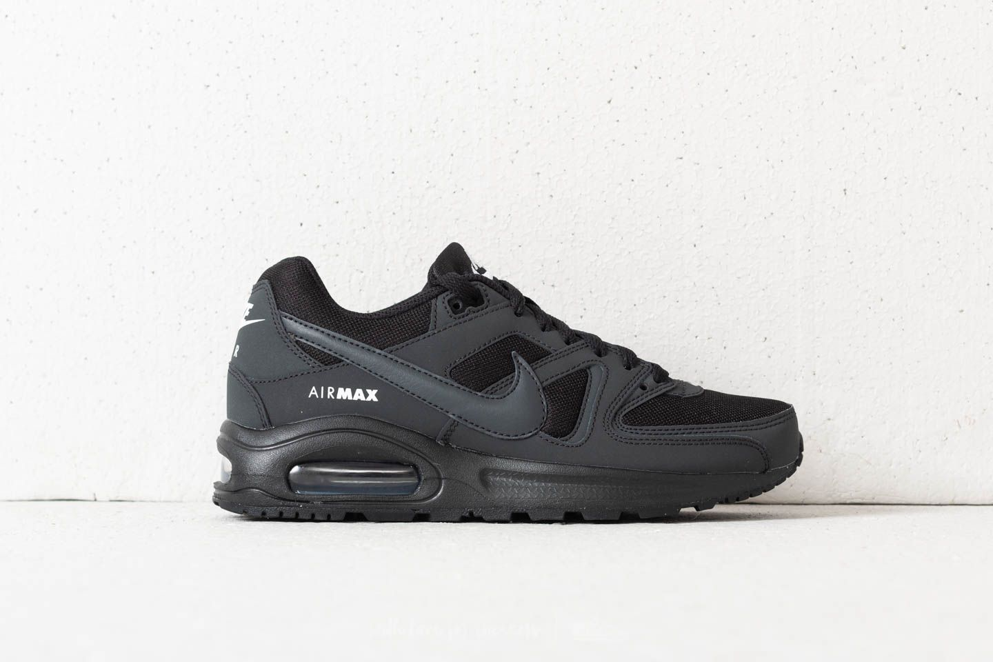 46bba21098 Nike Air Max Command Flex (GS) Black  Anthracite-White at a great