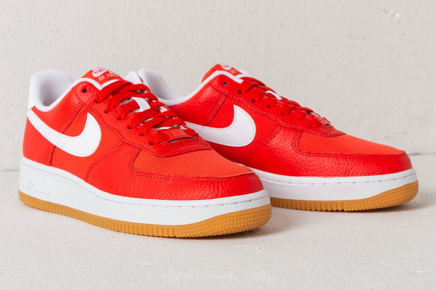 1 ´07 Premium Red Habanero Air Wmns WhiteFootshop Nike Force XkPuOTZi