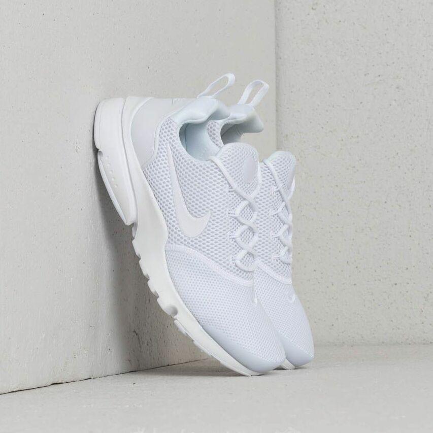 Nike Presto Fly (GS) White/ White-White EUR 40