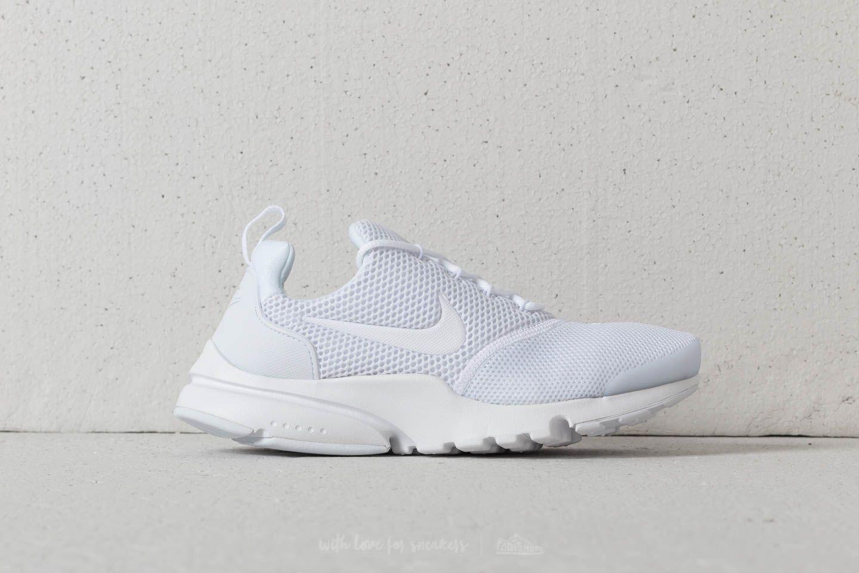 2edc549e6a7aa Nike Presto Fly (GS) White  White-White at a great price 73