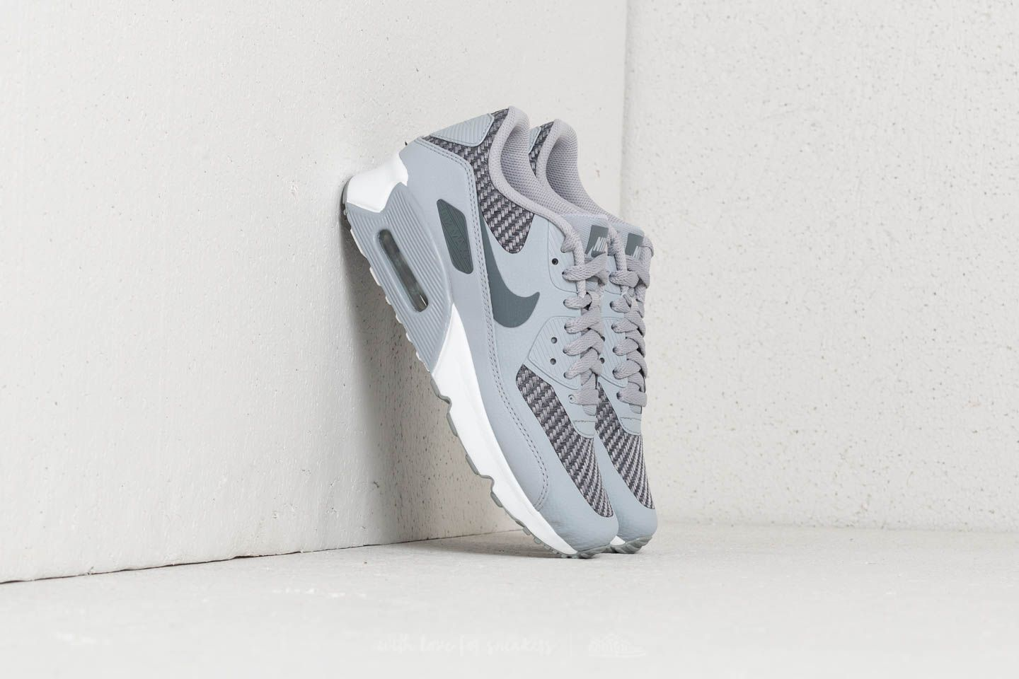 7298804e4f Nike Air Max 90 Ultra 2.0 SE (GS) Wolf Grey/ Cool Grey-White | Footshop