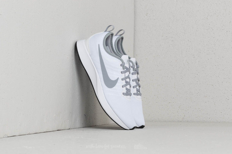 Nike Dualtone Racer White/ Wolf Grey-Black za skvělou cenu 1 690 Kč koupíte na Footshop.cz