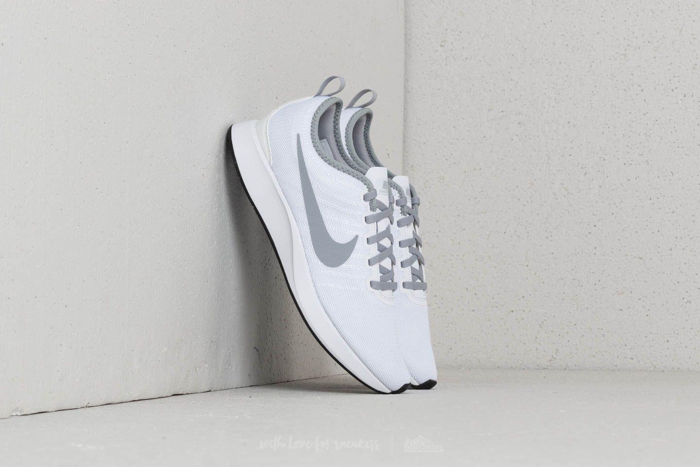 Nike Dualtone Racer White/ Wolf Grey-Black