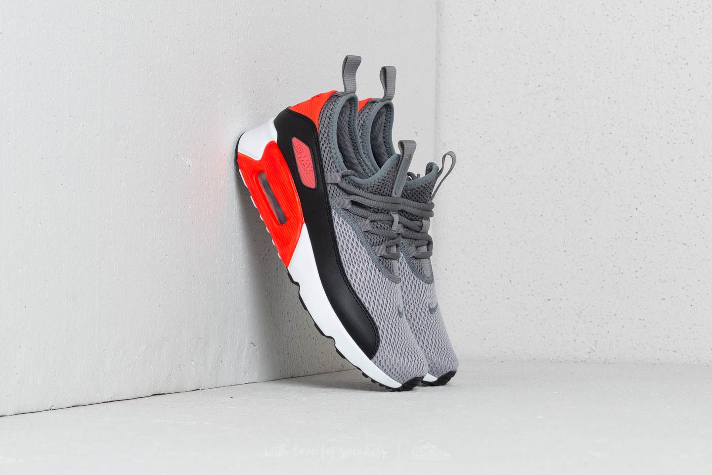 Nike Air Max 90 EZ (GS) Wolf Grey/ Cool Grey-Black