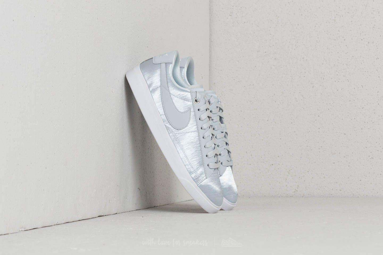 b12364b554d1c Nike Blazer Low SE W Pure Platinum/ Pure Platinum | Footshop