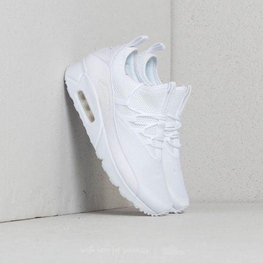 half off 438c8 9bc4a Nike Air Max 90 EZ White/ White-White | Footshop