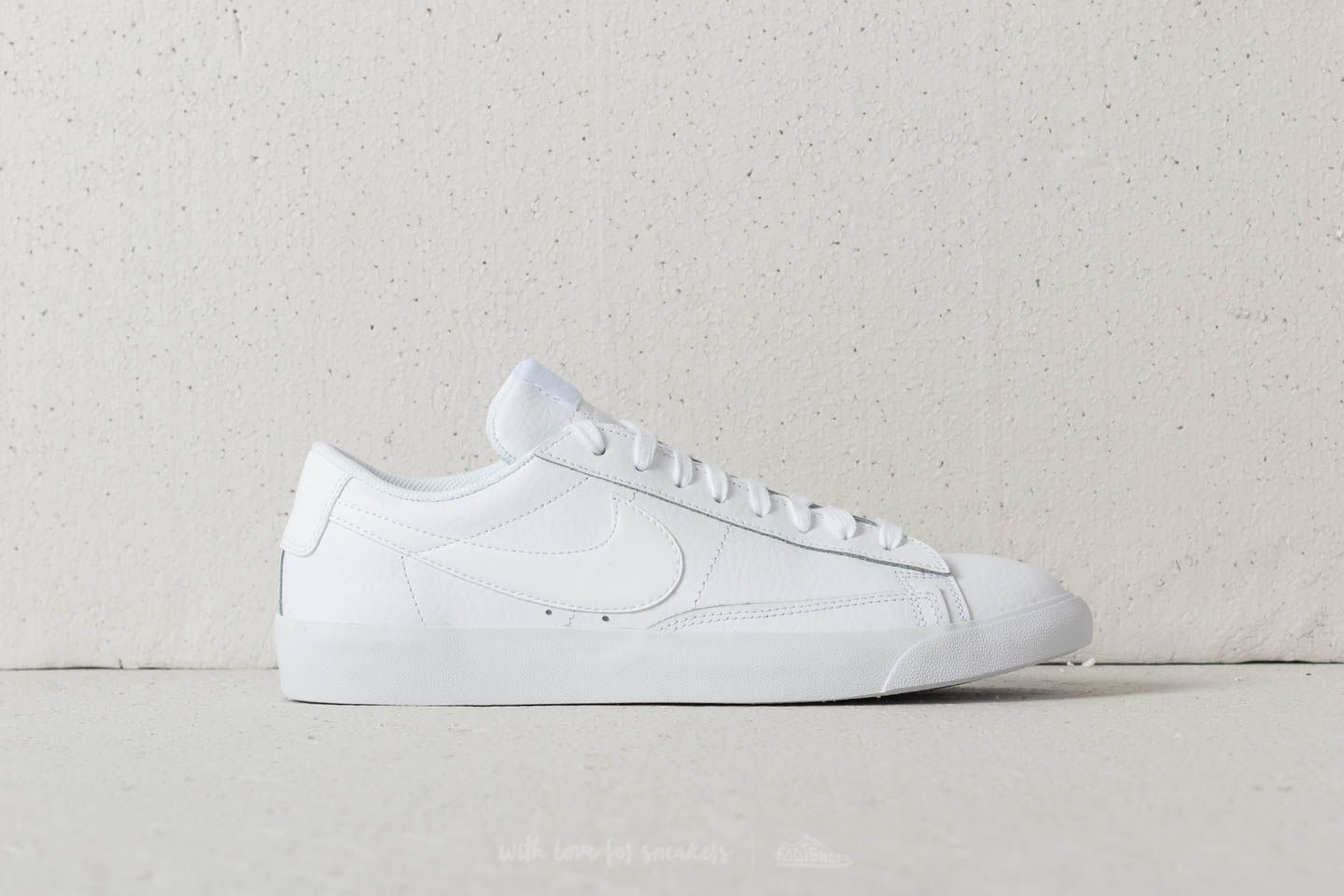 huge selection of 2e2ff e03e8 Nike Blazer Low Leather White White-White at a great price 88 € buy