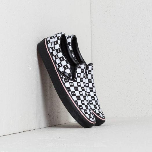 Vans Classic Slip On (Lazy Oaf) Checkerboard Eyes | Footshop
