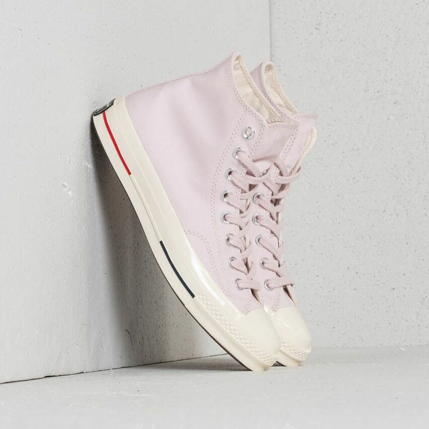 Converse Chuck Taylor All Star 70 Hi Barely Rose/ Gym Red/ Navy EUR 40