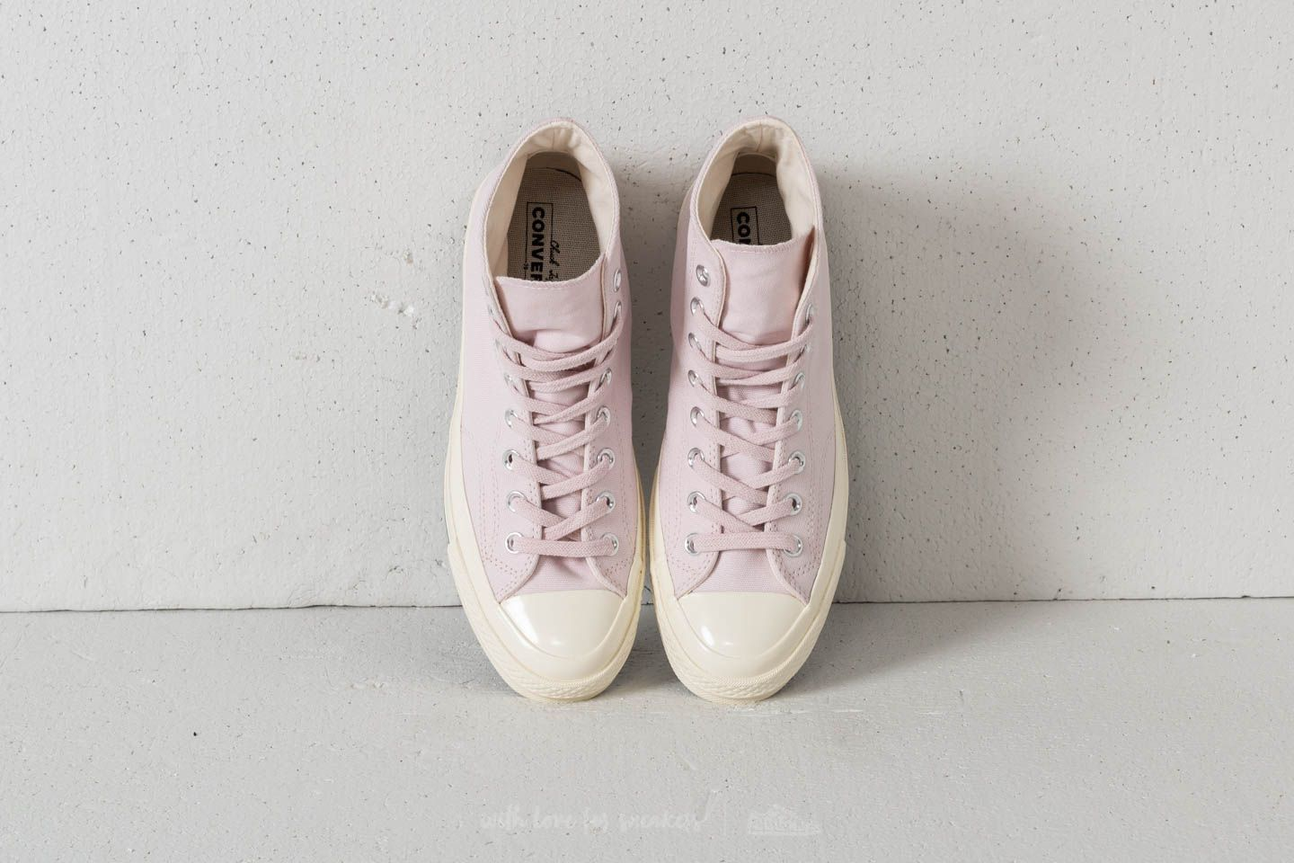 Converse Chuck Taylor All Star 70 Hi Barely Rose Gym Red