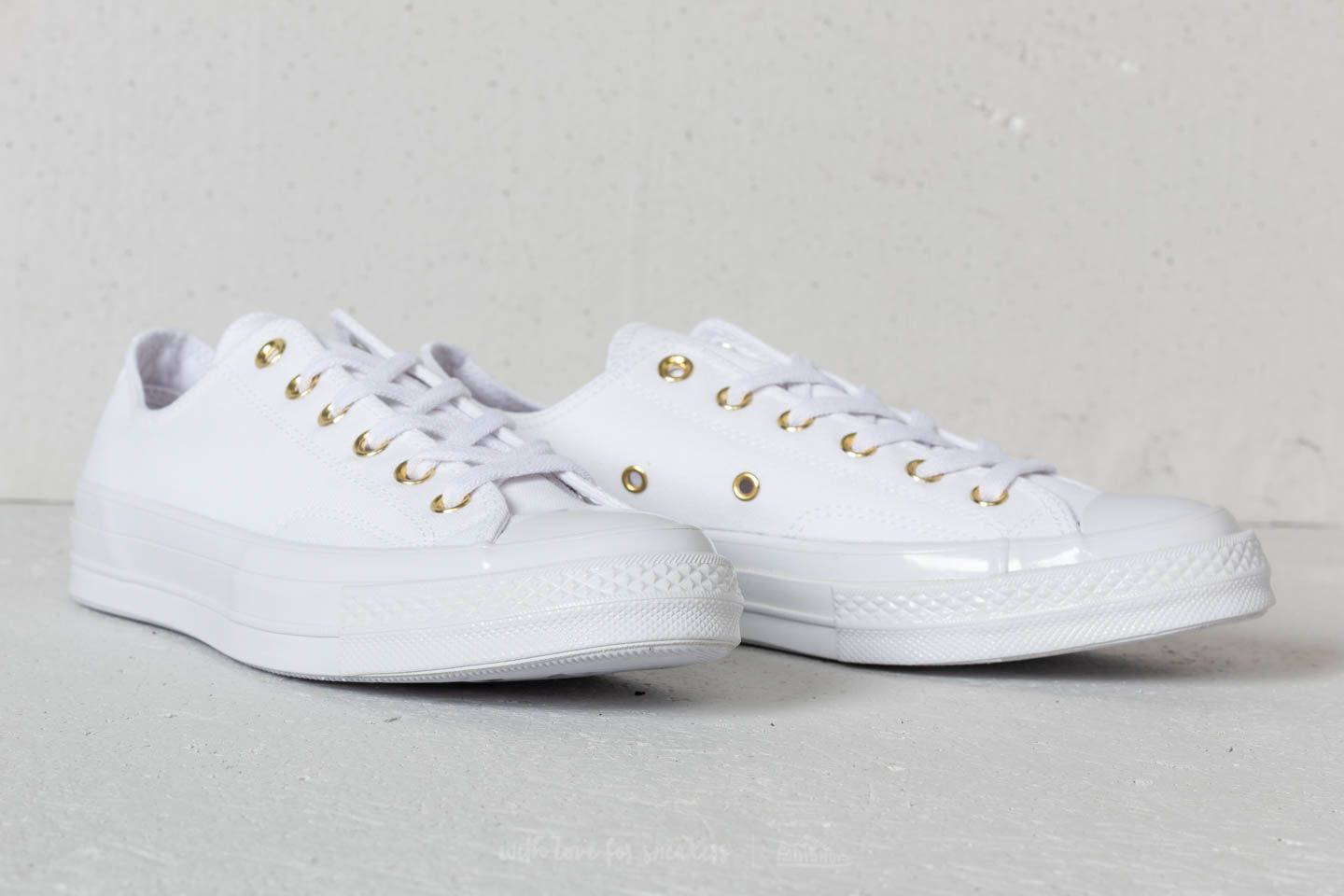Converse Chuck Taylor All Star 70 Ox White  White  Cherry Blossom at a great 3963f2a2af52