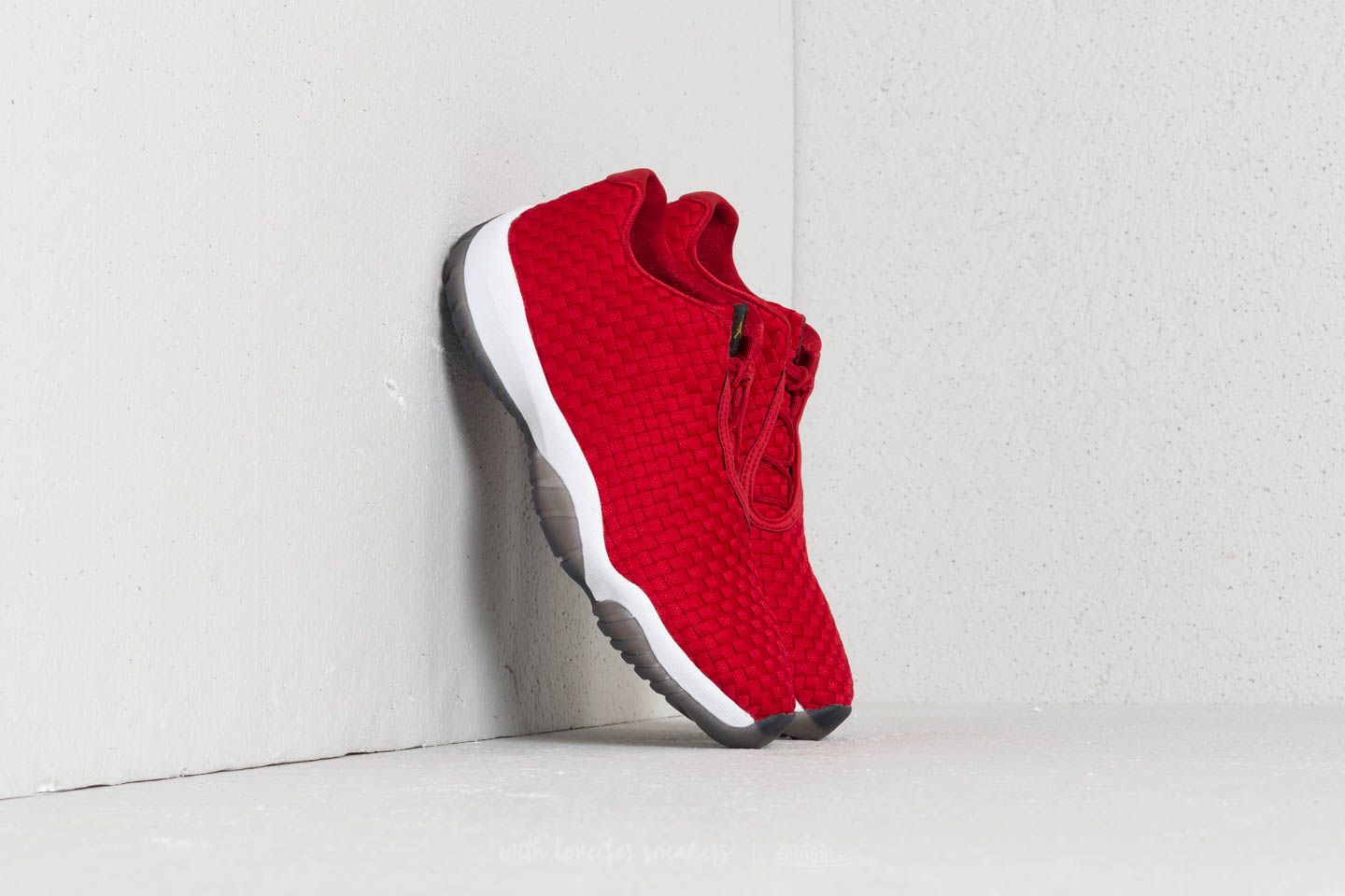 online retailer 179d5 cef8d Air Jordan Future Low. Gym Red  Tour Yellow-White
