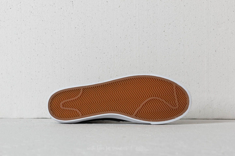 Nike Sail Blazer Med Low Black BrownFootshop Gum Leather SzGUpqMV