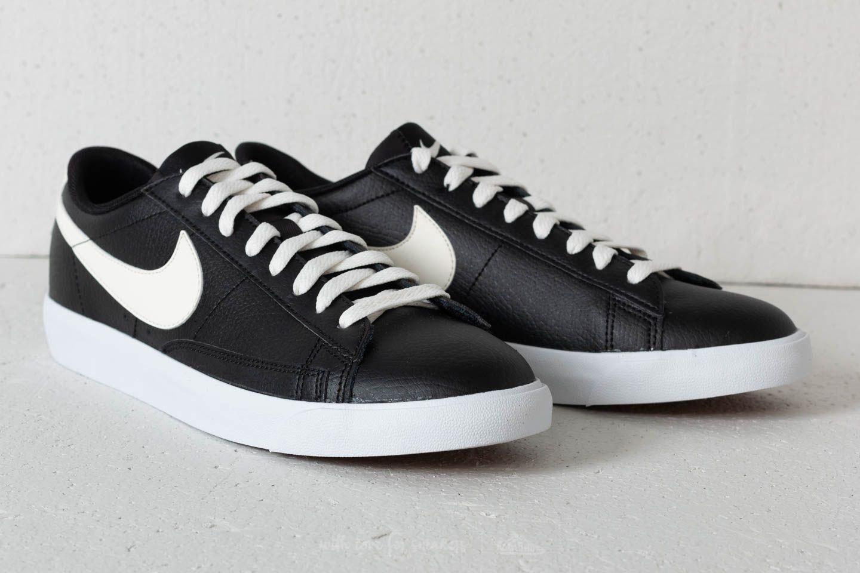 online retailer 068c2 89458 Nike Blazer Low Leather Black/ Sail-Gum Med Brown | Footshop
