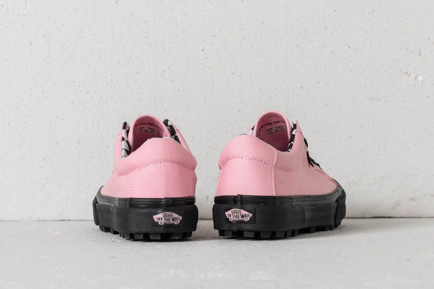 Vans Style 29 (Lazy Oaf) Almond Blossom | Footshop