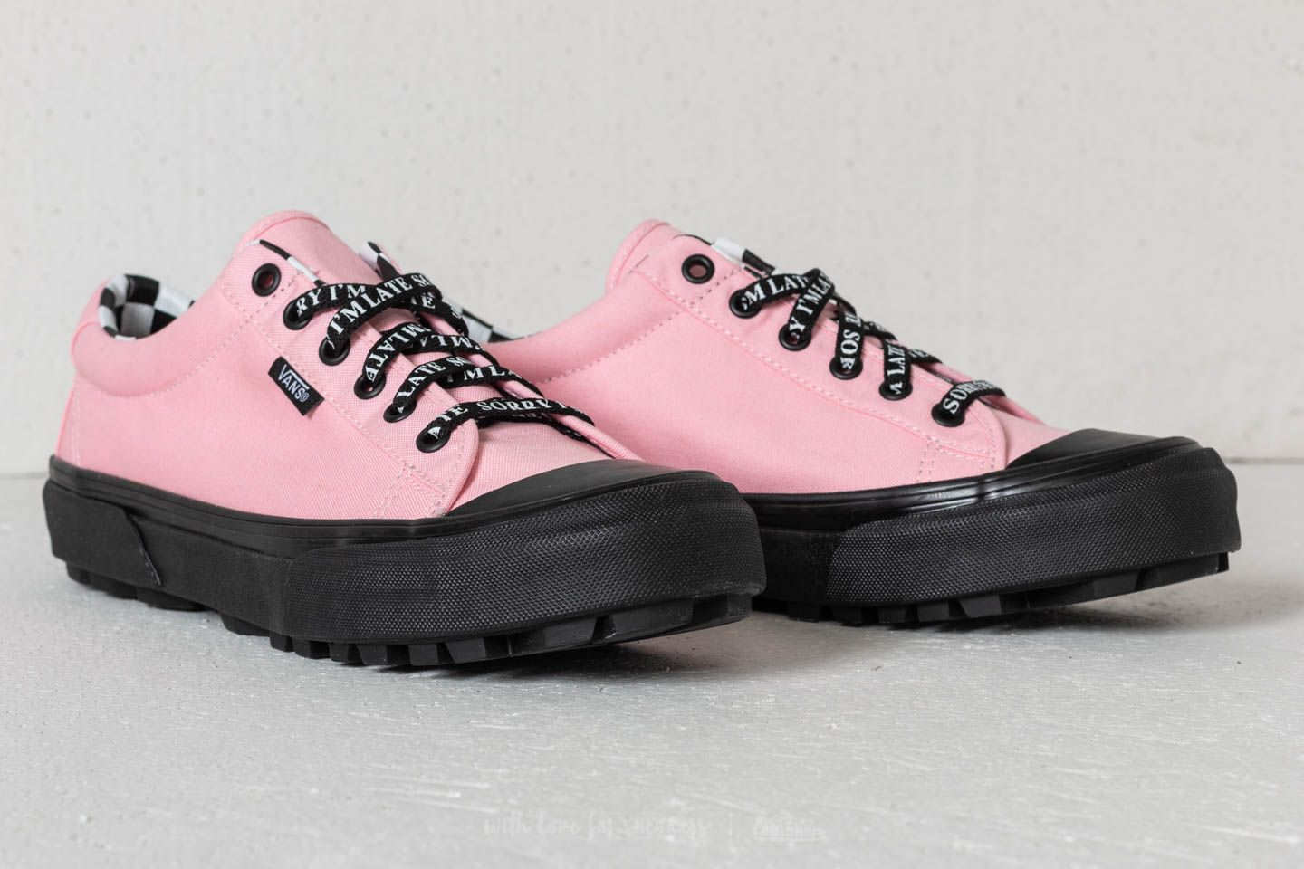 Vans Style 29 (Lazy Oaf) Almond Blossom   Footshop