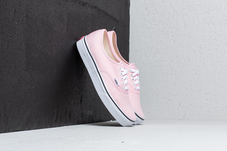 Vans Authentic Chalk Pink/ True White