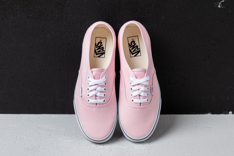 Vans AuthenticChalk Pink True White