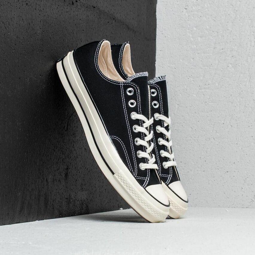 Converse Chuck Taylor All Star 70 OX Black/ Black/ Egret EUR 40