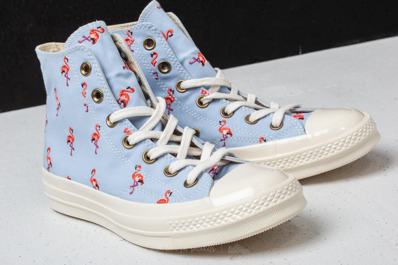 Converse CHUCK TAYLOR ALL STAR 70 HIGH Blue ChillPale CoralEgret