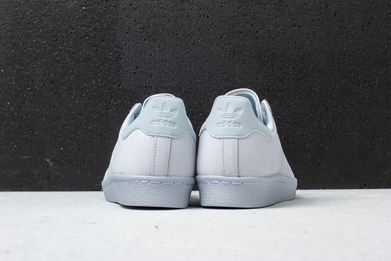 adidas Superstar 80s Aero BlueAero BlueAero Blue | Footshop