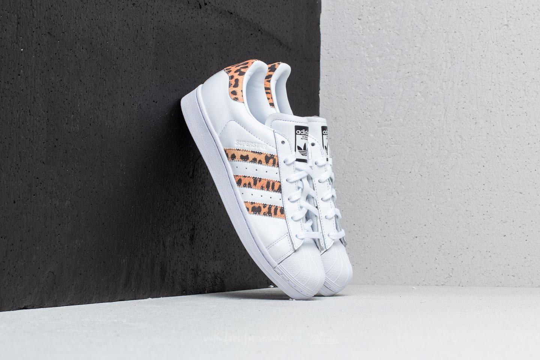 Dámské tenisky a boty adidas Superstar W Ftw White/ Supplier Colour/ Core Black