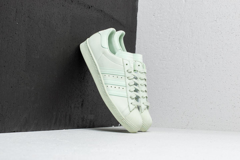 adidas Superstar 80s Aero Green/ Aero Green/ Aero Green za skvělou cenu 1 320 Kč koupíte na Footshop.cz