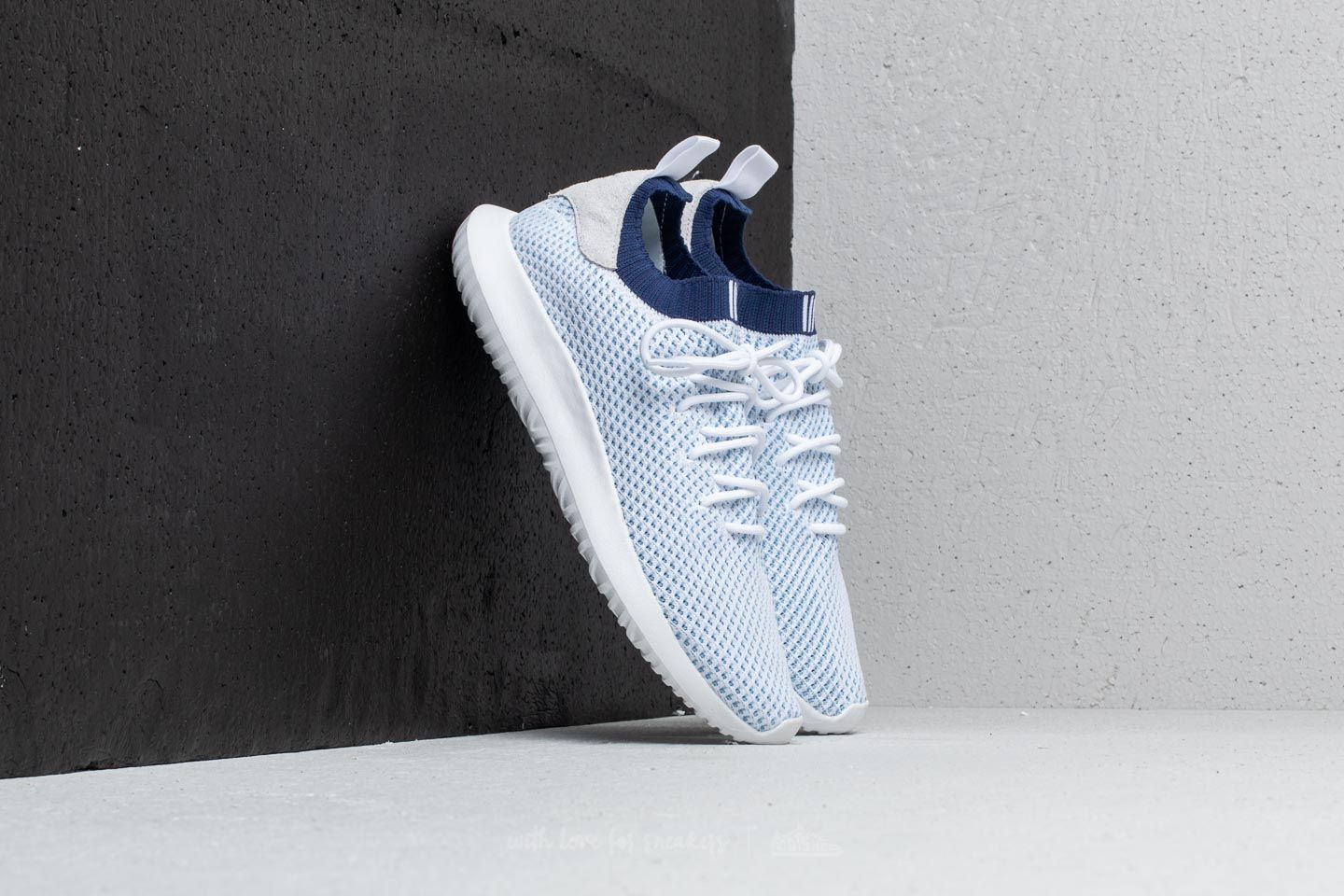 detailed look b4fa5 2d640 adidas Tubular Shadow Primeknit Ftw White  Ftw White  Noble Indigo at a  great price