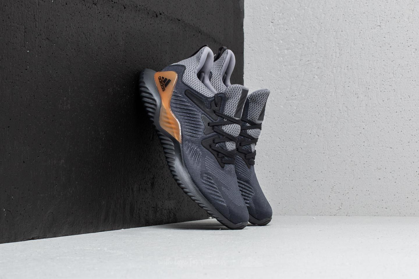 adidas alphabounce beyond M Grey/ Carbon/ Solid Grey