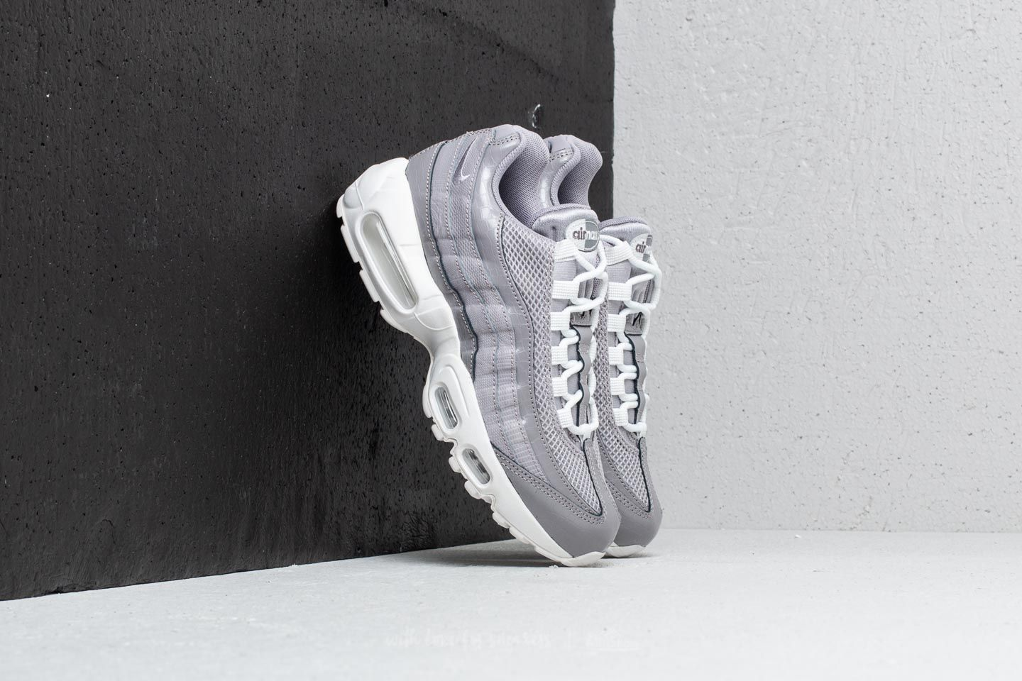 hot sales 65c4b 109ab Nike Wmns Air Max 95 Premium Atmosphere Grey | Footshop