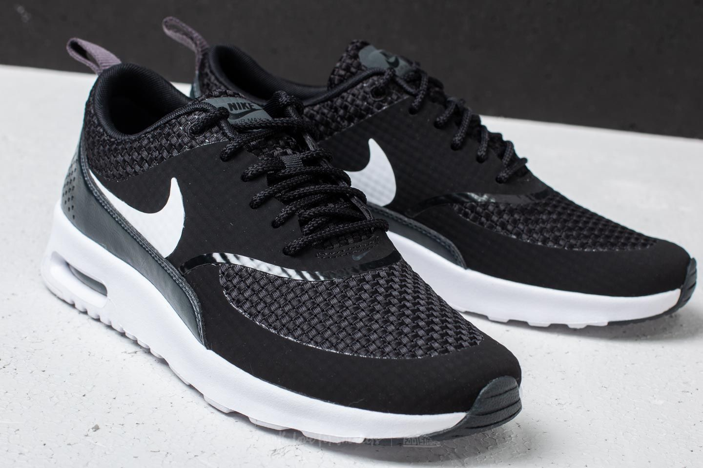 Nike Wmns Air Max Thea Premium Black Black Anthracite