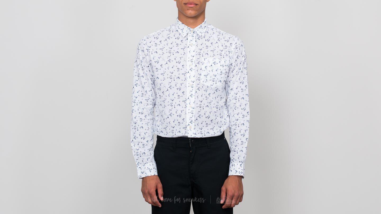 SELECTED Shhonelauge Longsleeve Shirt White