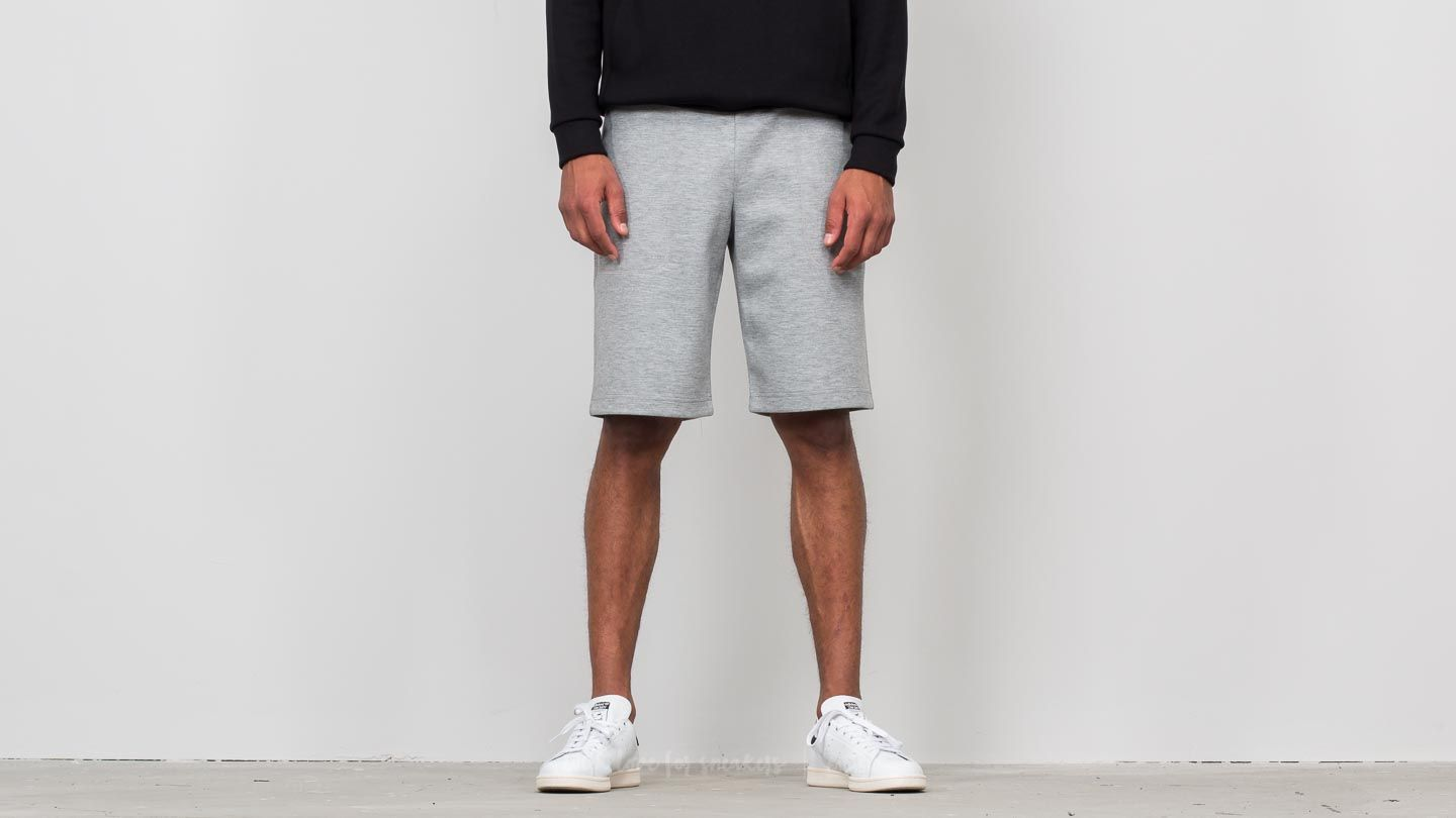 Norse Projects Asmus Sport Shorts Light Grey Melange