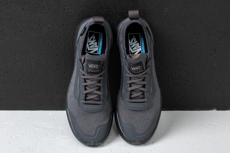 Black knit Asphalt Ultrarange Footshop Vans Ac Sqf0HEwPS