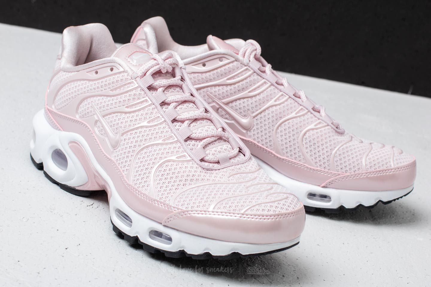 grand choix de 01cdd 8aa62 Nike Air Max Plus Premium WMNS Barely Rose/ Barely Rose ...