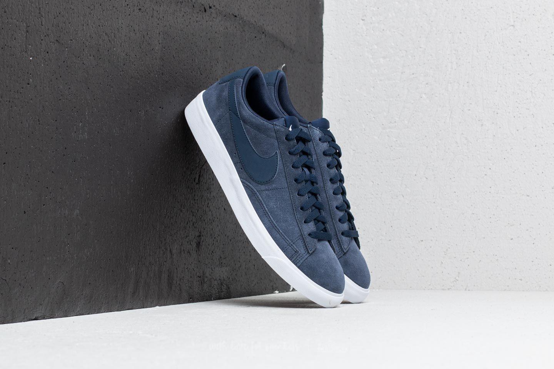 quality design 01fc2 a0b55 Nike Blazer Low Suede