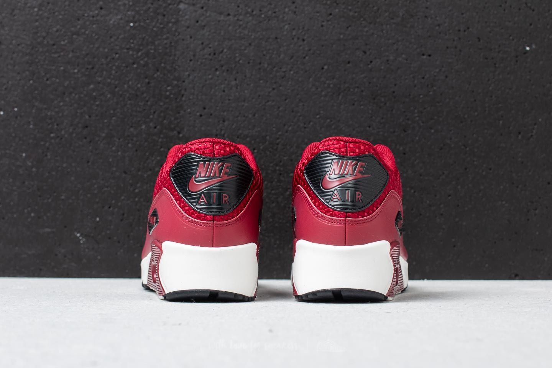 Nike Air Max 90 Ultra 2.0 SE Team Red Team Red Black Sail | Footshop