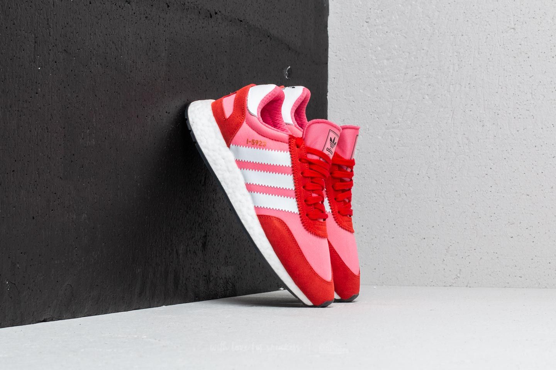 adidas I-5923 W Chalk Pink/ Ftw White/ Bold Orange za skvělou cenu 1 670 Kč koupíte na Footshop.cz