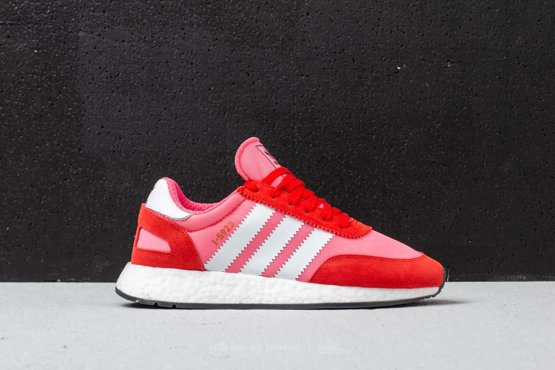adidas I 5923 W Chalk Pink Ftw White Bold Orange | Footshop