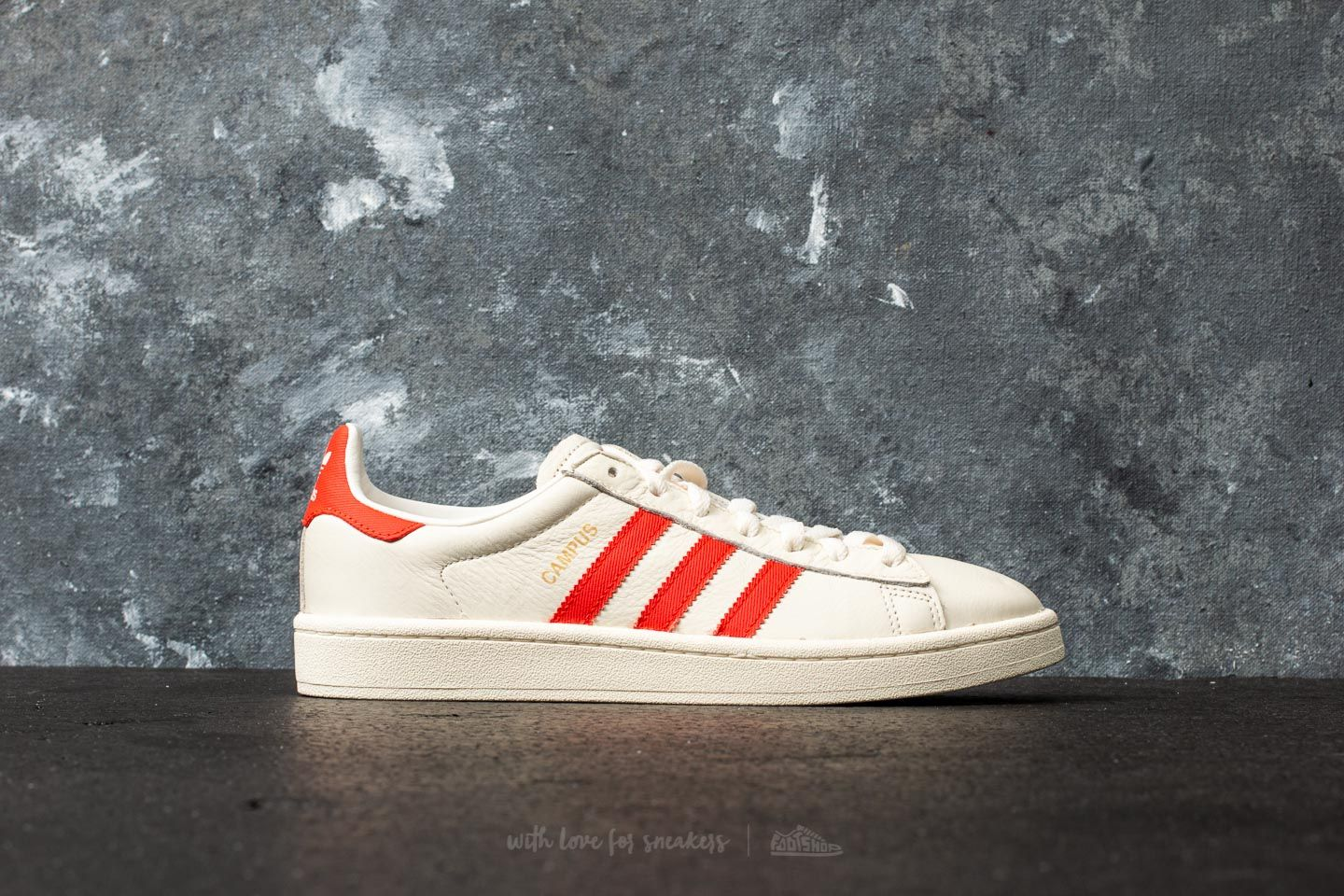 6a6ab538b87a adidas Campus CWhite  Bold Orange  CWhite at a great price 48 € buy at