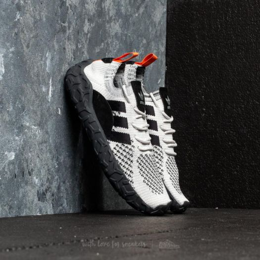 adidas F 22 Primeknit Crystal White Core Black Trace Orange | Footshop