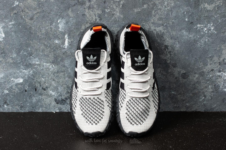 Birmania Forzado salvar  Men's shoes adidas F/ 22 Primeknit Crystal White/ Core Black/ Trace Orange  | Footshop