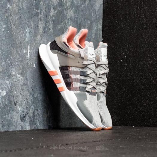 adidas EQT Support ADV W Grey Two Grey Five Charcoral | Footshop