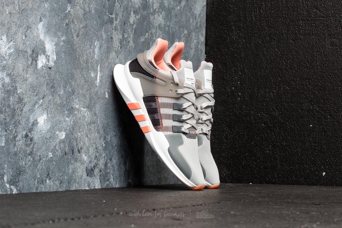 size 40 93531 2cc1e adidas EQT Support ADV W Grey Two Grey Five Charcoral at a great price
