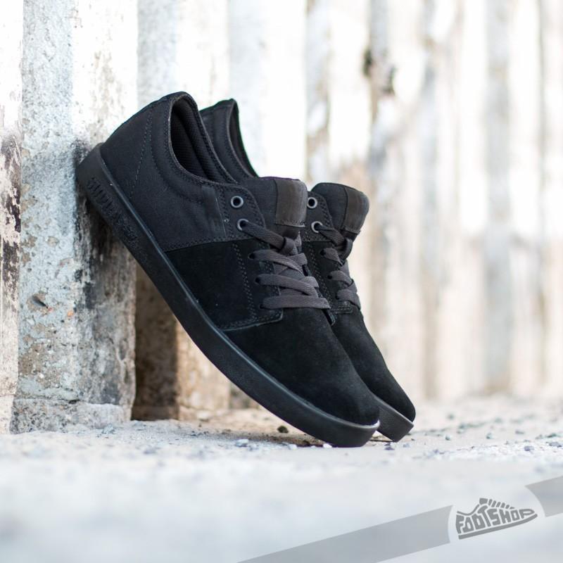 8c1b3a014f0f Supra Stacks II Black - Black