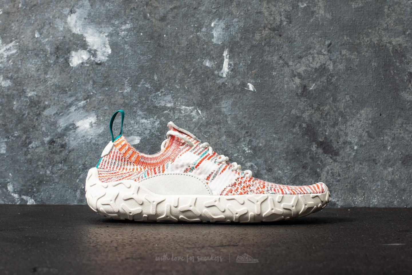 best website ddece a15d7 adidas F 22 Primeknit Trace Orange Crystal White Ftw White at a great