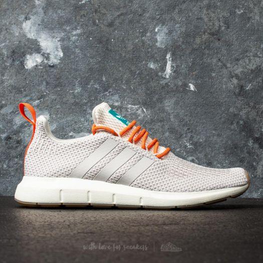 adidas Swift Run Summer Crystal White Grey One White Tint | Footshop