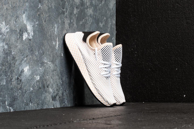 4decdd40abab5 adidas Deerupt Runner W Linen Linen Ecru Tint