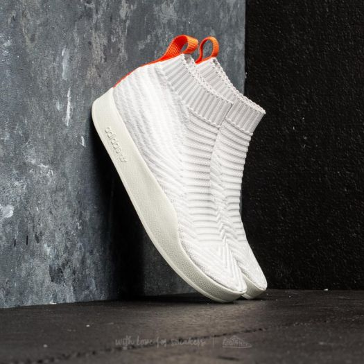 adidas Adilette PK Sock Summer White Tint Crystal White